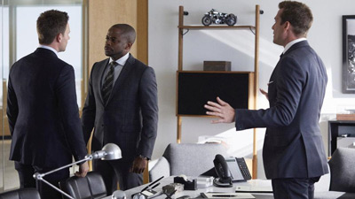 Suits 07x06 : Home to Roost- Seriesaddict